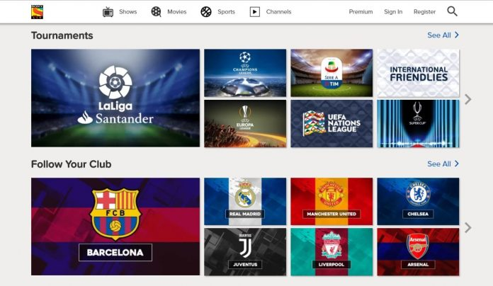 best soccer streaming sites