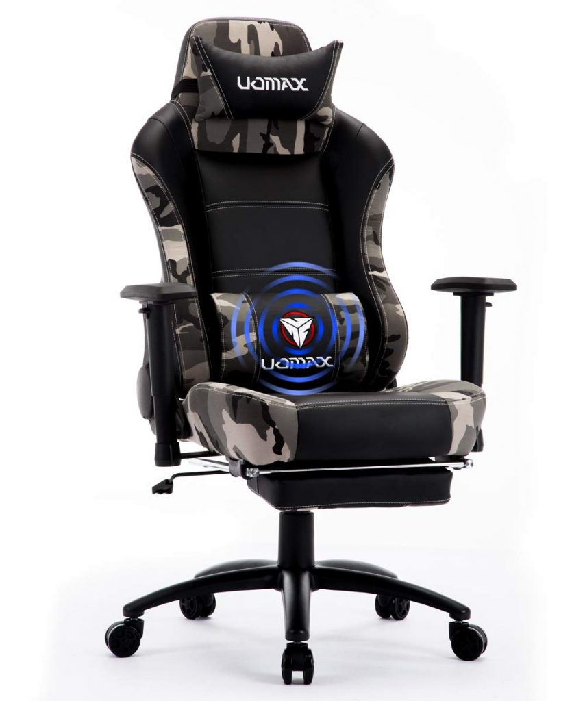 UOMAX Big and Tall Gaming Chair
