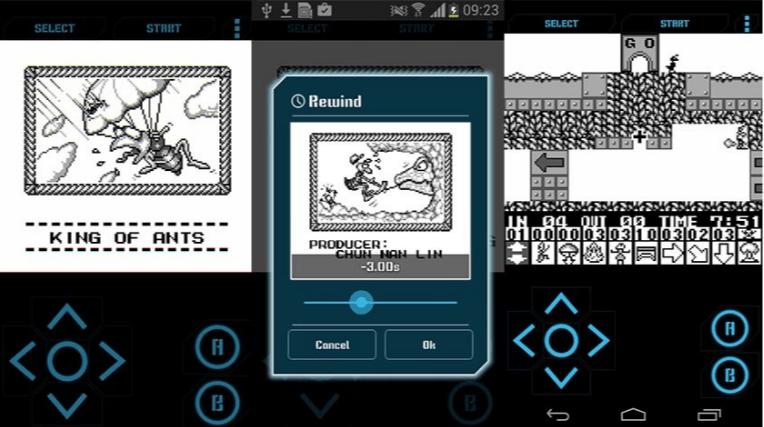 Nostalgia.GBC gba emulator