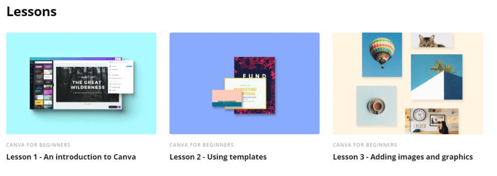 canva tutorials