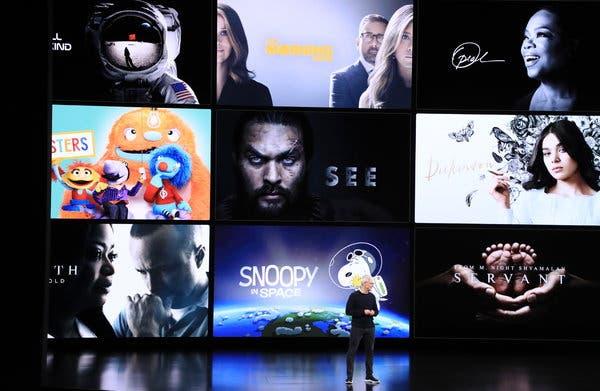 Apple TV+ Content