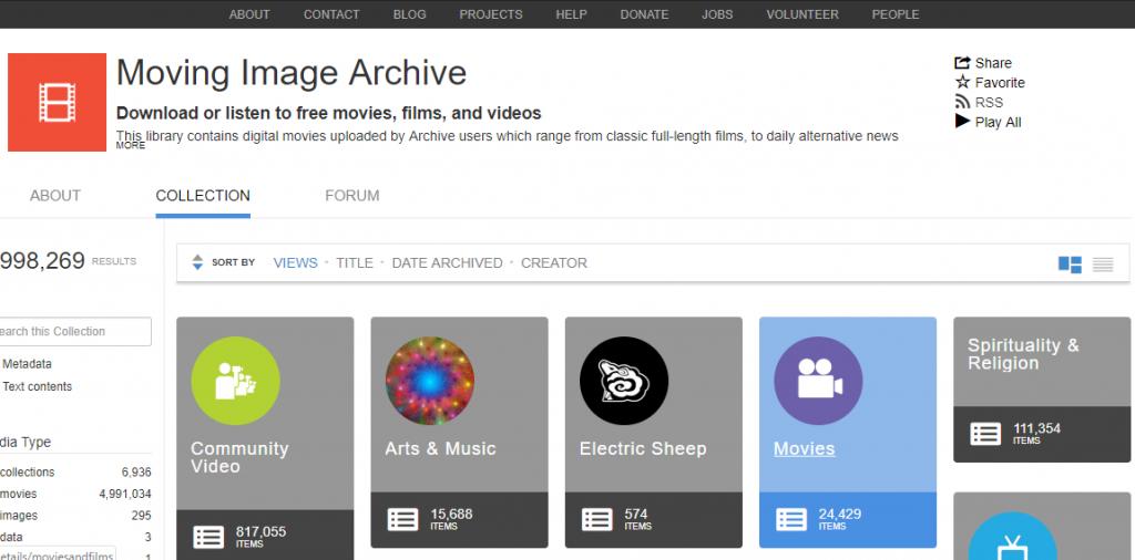 movie-archive