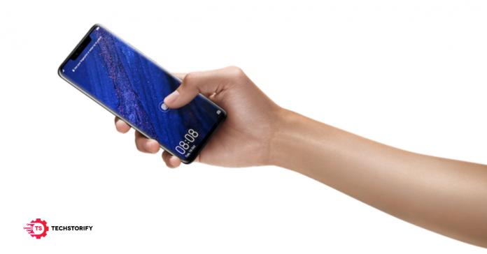 Huawei Bio Metric Secutiry Update