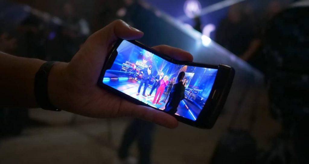Motorola Razr - Performance