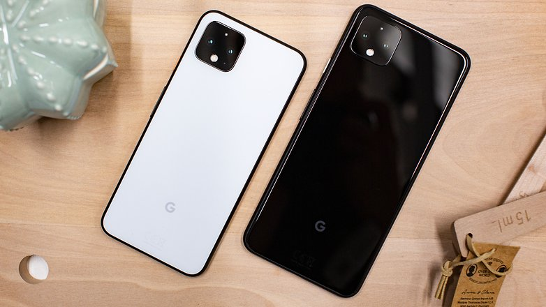 Pixel 4 XL - Design