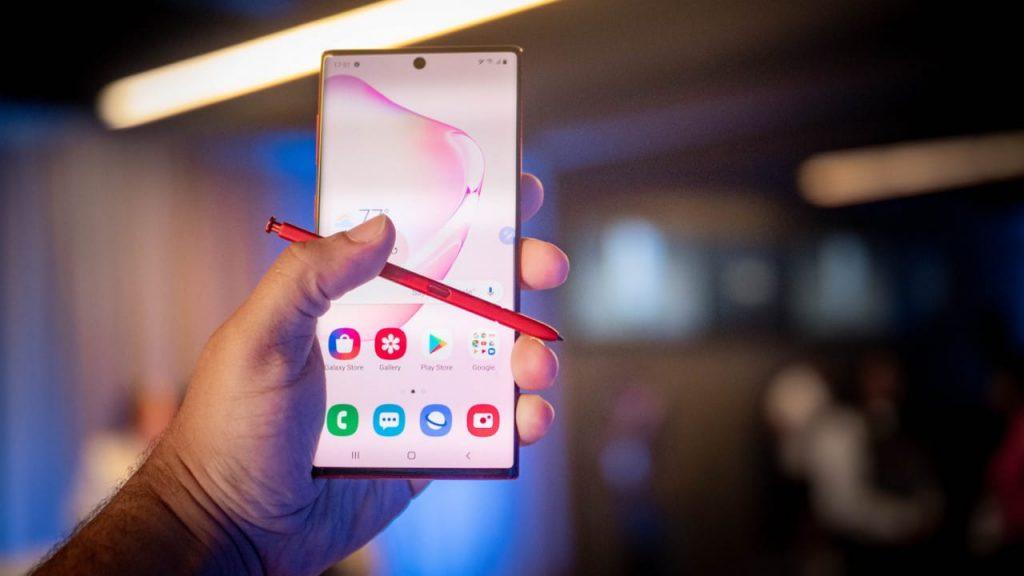 Samsung Galaxy Note 10 Plus - S Pen