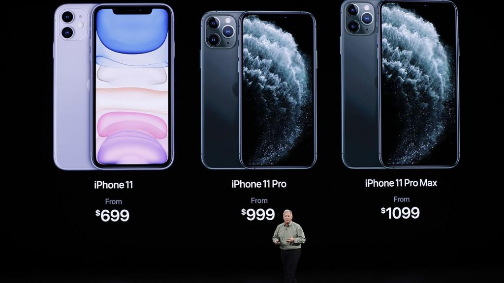 iPhone 11 Pro - Price