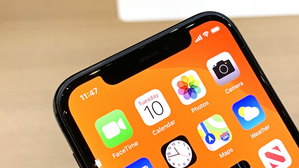 iPhone 11 Pro -Display