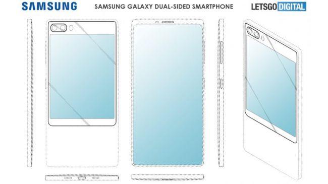 samsung galaxy 11- blueprint