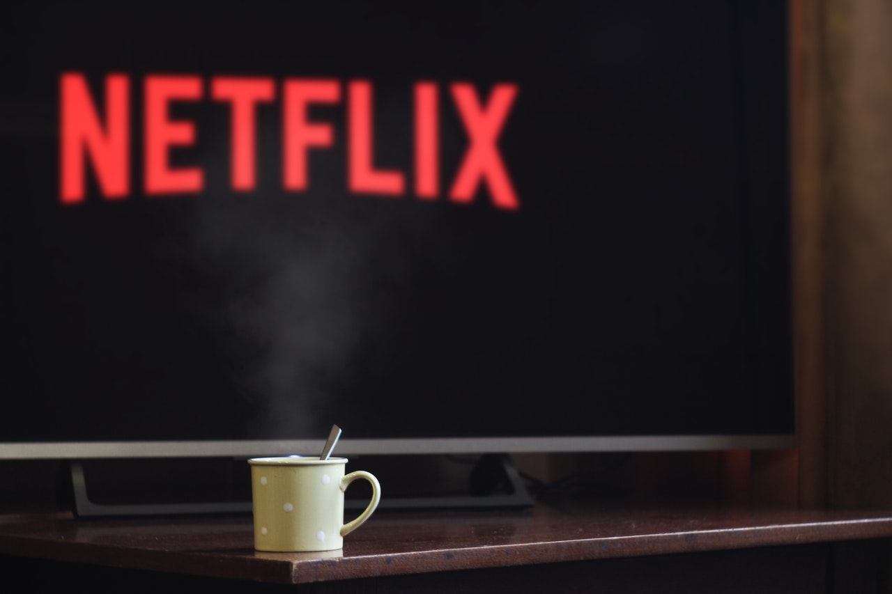 netflix - working from home