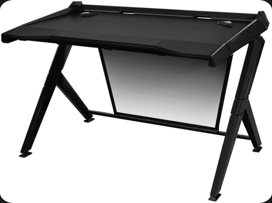 DXRacer Newedge Gaming Computer Desk best gaming desk with powerful build