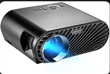 GooDee Portable Movie Projector