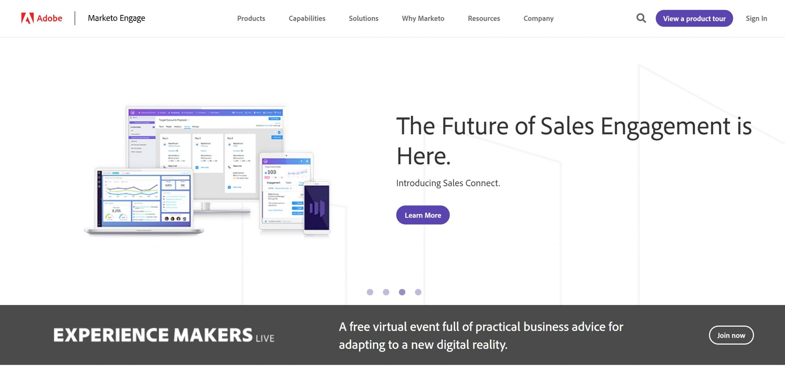 Marketo automation platform for Inbound Marketers