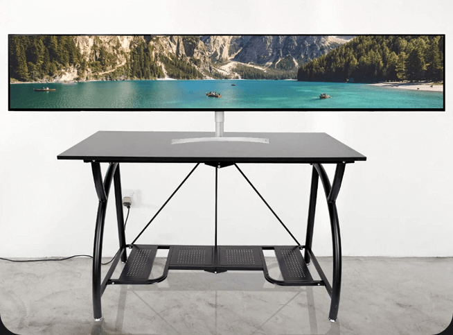 Origami RDE-01 Foldable Desk best gaming desk with folding legs