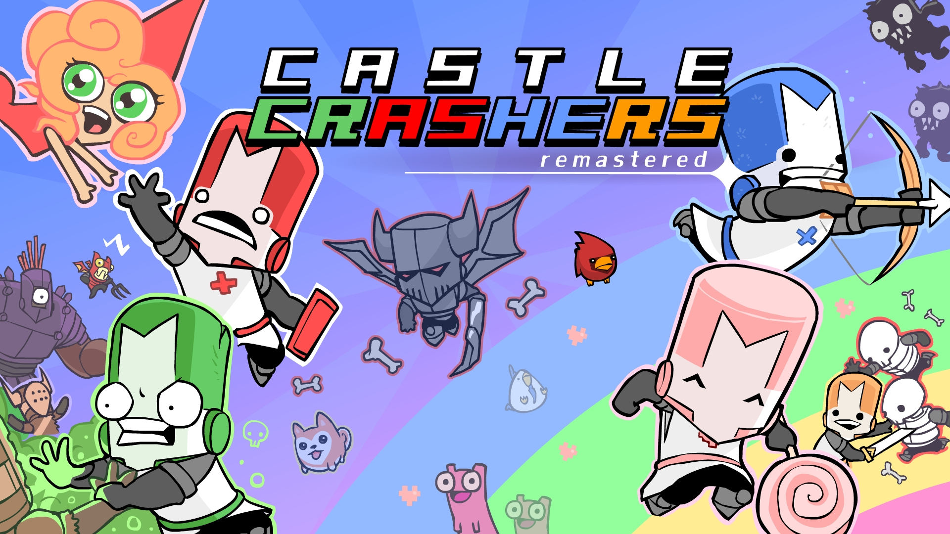 Castle Crashers best split screen pc games