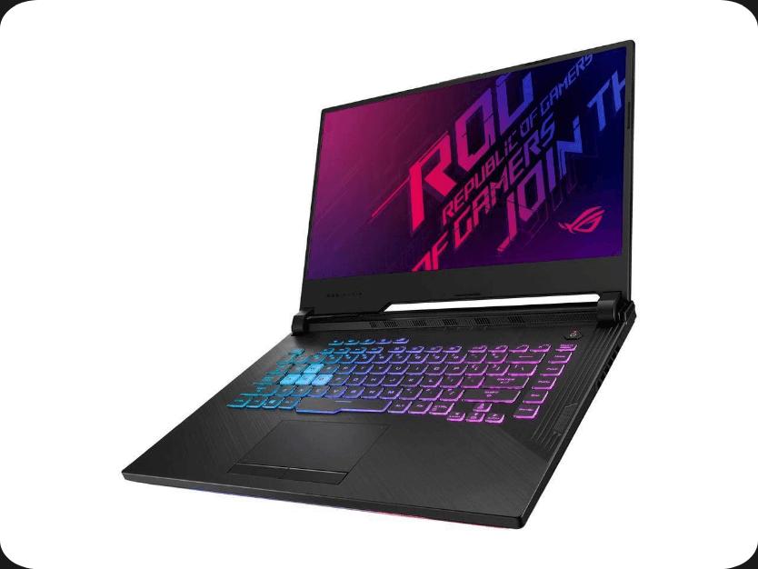 ASUS ROG GL531GU Powerful Gaming Laptop