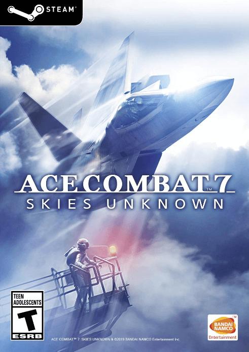Ace Combat 7 Skies Unknown- Best Arcade Flight Simulator