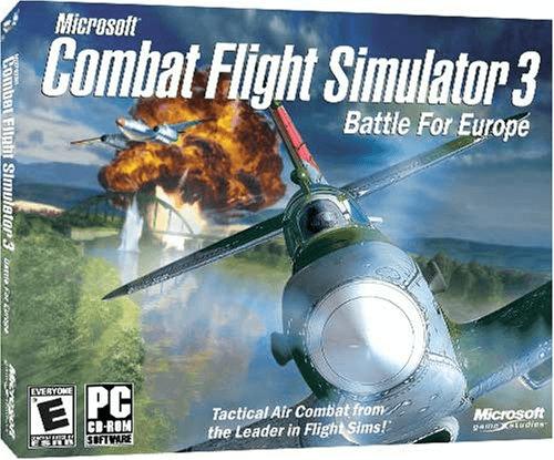 Combat Flight Simulator 3 Battle For Europe - PC