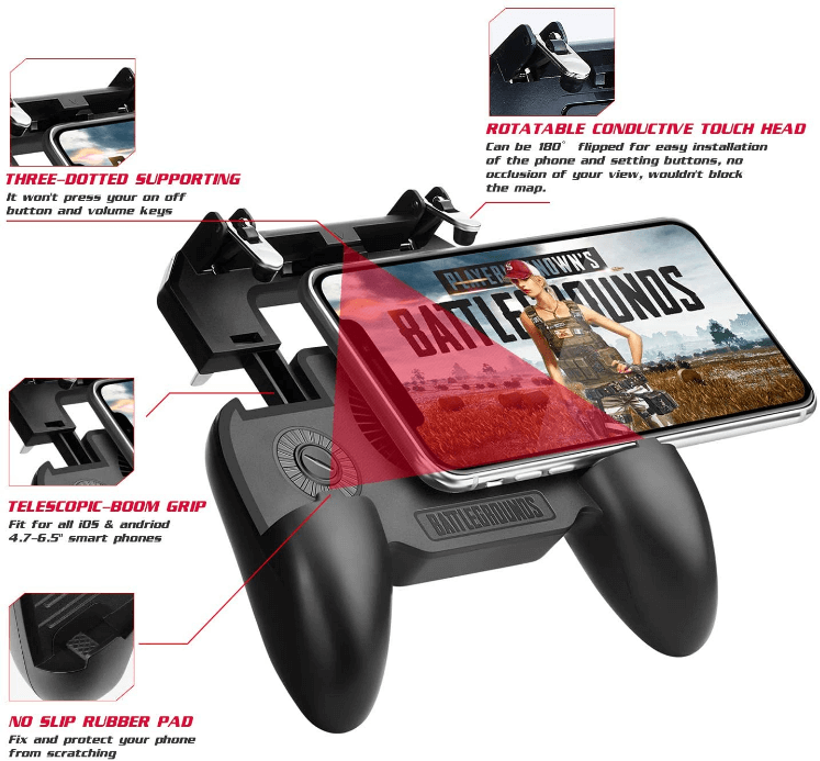 Delam Game Controller for Android
