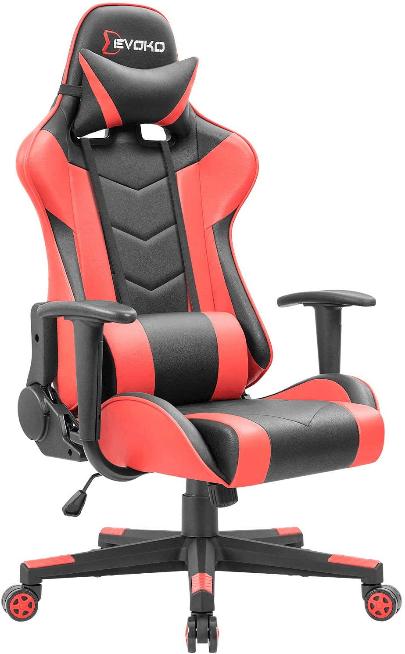 Devoko Ergonomic Gaming Chair- Overall Best Gaming Chair