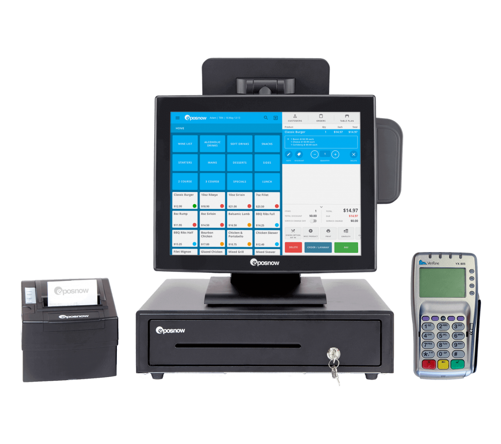 EPOS Now for business