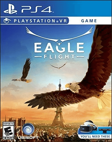 Eagle Flight - PlayStation VR- Best Flight Simulator to Explore