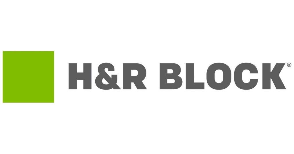 H&R Block tax filling software