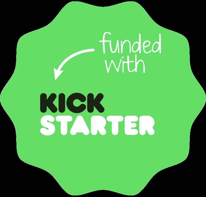 Kickstarter crowdfunding site for startups