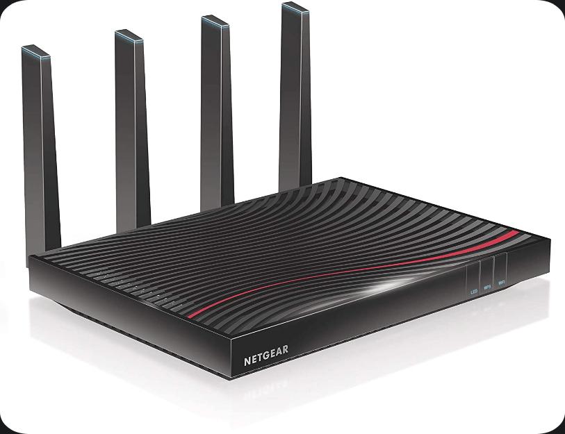 Netgear Nighthawk X4S Modem & Router