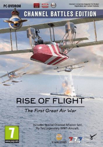 Rise of Flight - Channel Battles Edition - Best Flight Simulators with WWI Historic events