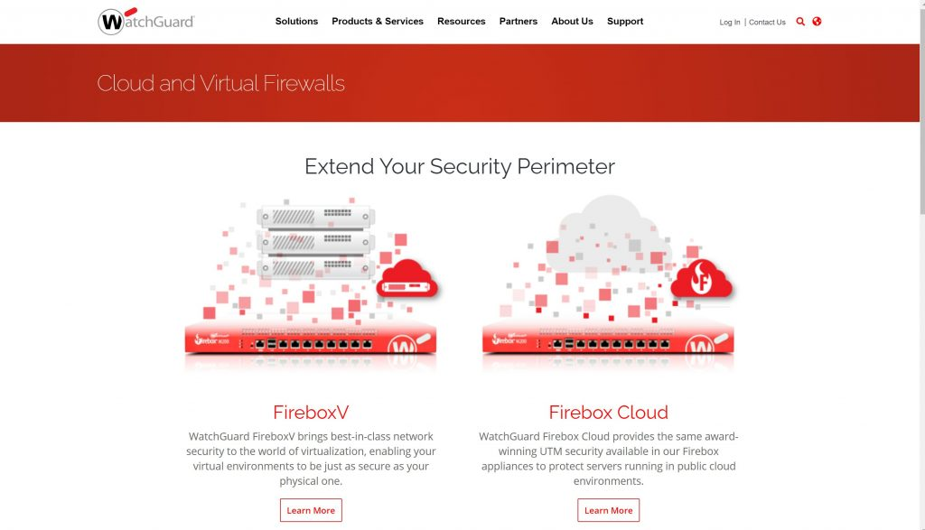 WatchGuard Cloud Firewall