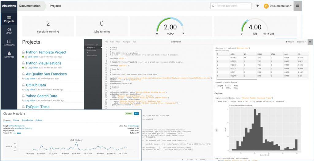 Big Data tool- Cloudera