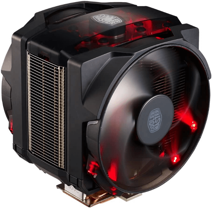 Cooler Master MasterAir Maker 8 - Best Overclocking CPU Cooler