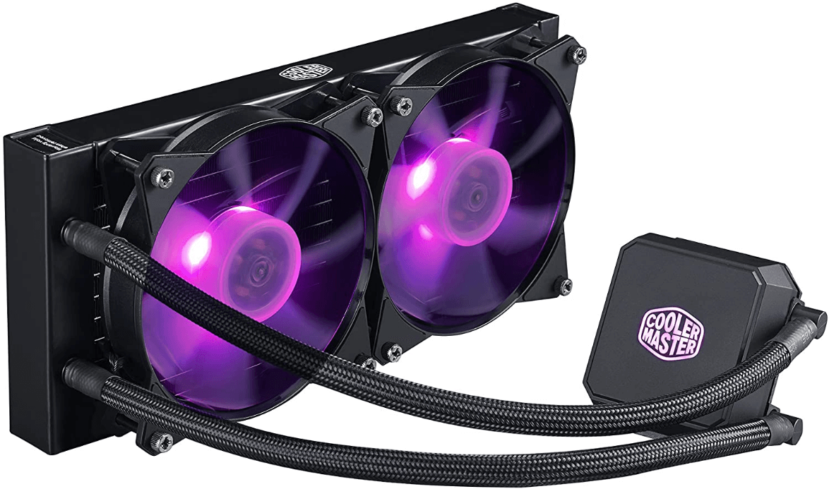 Cooler Master MasterLiquid LC240E RGB Close-Loop