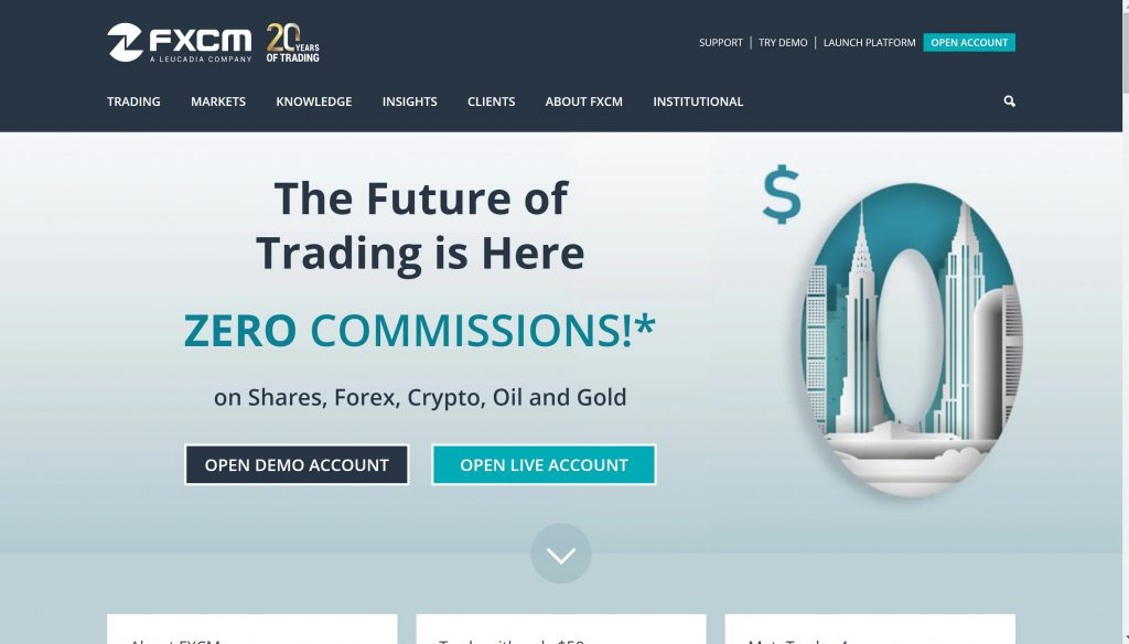 FMCX foreign exchange and trading platform