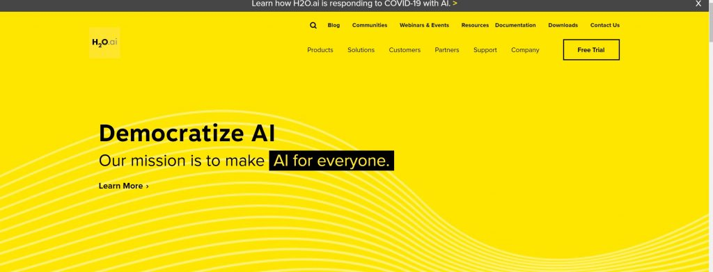H2O AI Platform