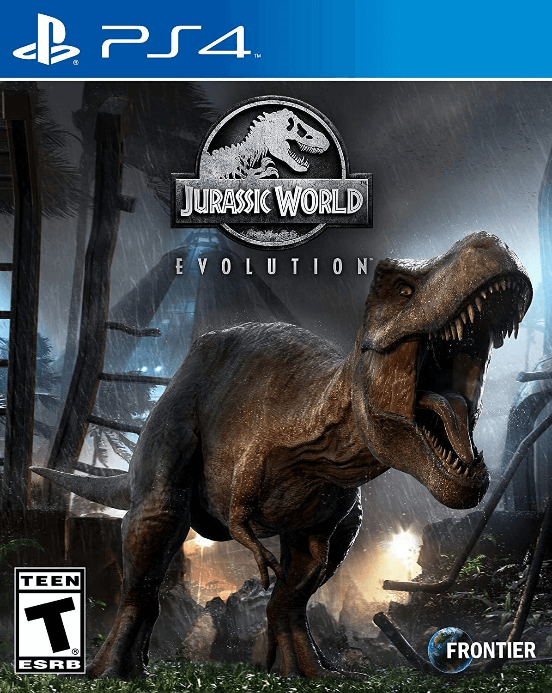 Jurassic World Evolution- Best Tycoon Game on Dinosaurs
