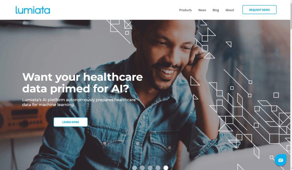 Lumiata for healthcare- Artificial Intelligence Software