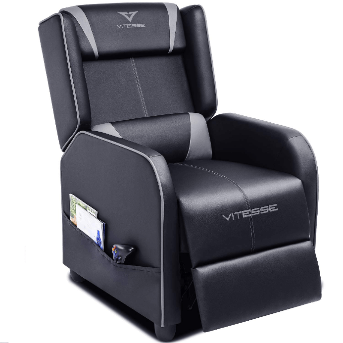 Vitesse Gaming Recliner Racing Style Chair