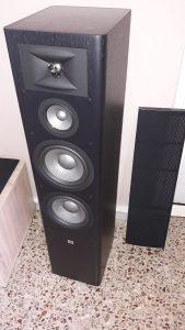 best floor standing speakers under 2000