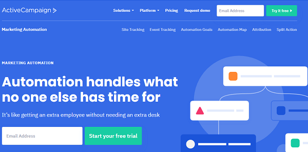 ActiveCampaign-email automation tools