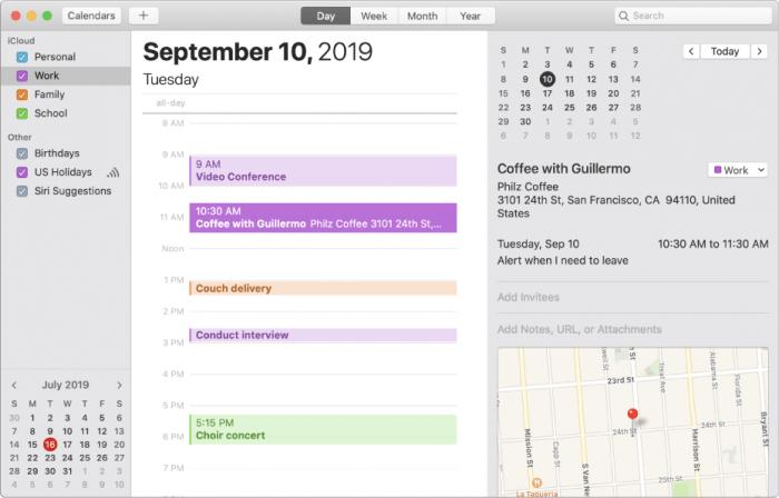 Apple-Calendar-Apps