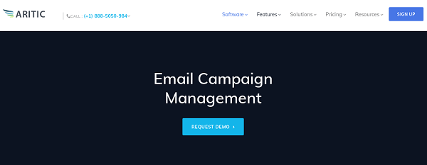 Aritic-email marketing automation software