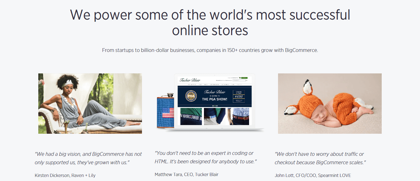 BigCommerce — Best CMS For Large Ecommerce Stores