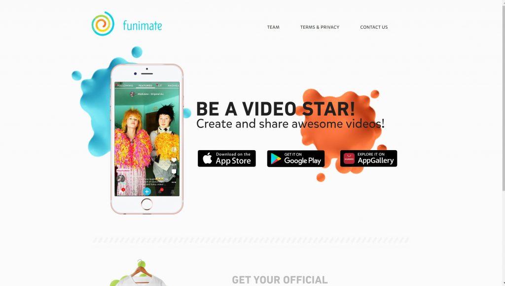 Funimate video editing app for Instagram
