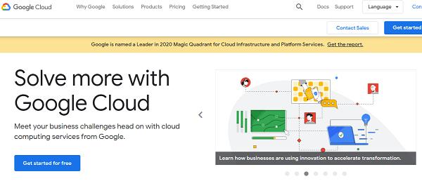 Google Cloud Platform-cloud computing companies