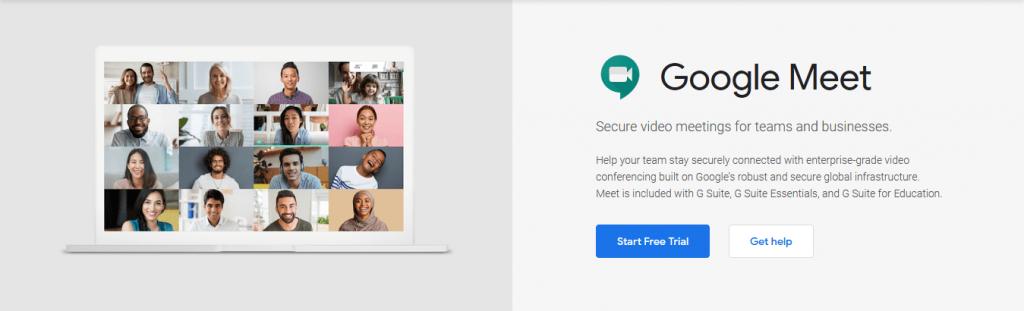 Google Hangouts Meet- Discord alternatives