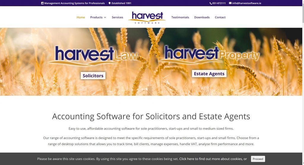 Harvest accounting tool- free quickbooks alternative
