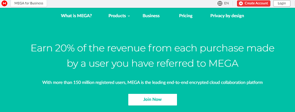 MEGA-similar to Dropbox