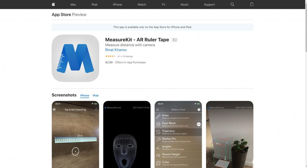 _MeasureKit-AR-Ruler-Tape-on-the-App-Store